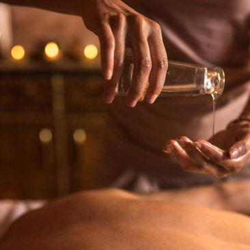 Chinese Oil Massage