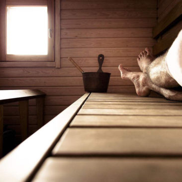Saunas and Sweat Lodges